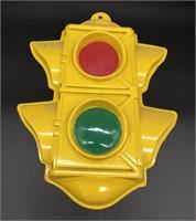 """20"""" Vintage Plastic Railroad signal"""