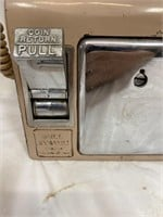 Vintage Bell System Rotary Pay phone