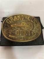 Grand Ole Opry and Houston Lone State belt