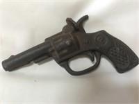 Vintage die cast guns