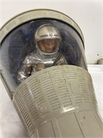 1966 GI Joe Custom Designed Space Capsule with