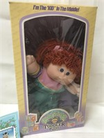 1987 Cabbage Patch Doll GEORGETTE CARMELLE