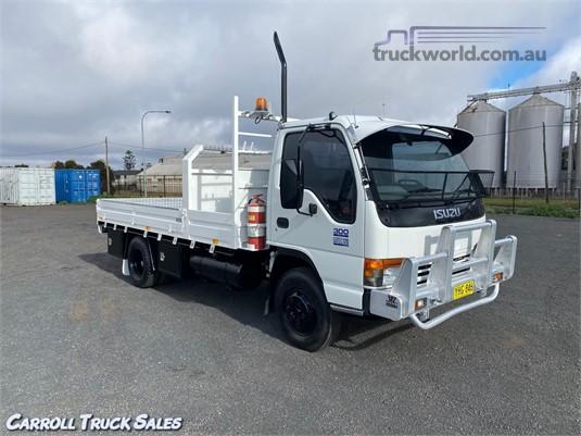 2002 Isuzu NPR Carroll Truck Sales Queensland - Trucks for Sale
