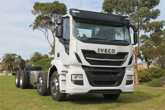 2020 Iveco Stralis AD460 - Trucks for Sale