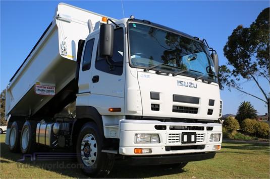 2020 Isuzu CXZ 240-420 AMT - Trucks for Sale