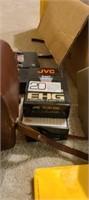 Estate lot of a vintage camera, film, ect