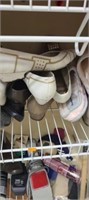 Estate lot of clothes and shoes