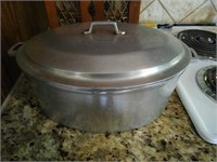 Magic made cookware casserole pan