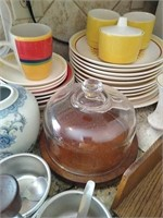 Lot of kitchen miscellaneous