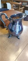 Georgetown Silverplated Tea Pitcher