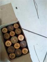 12 gauge shot gun shells