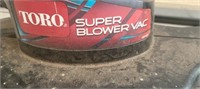 Toro super blower vac