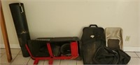Estate Lot of Lawn Mower Bags and More