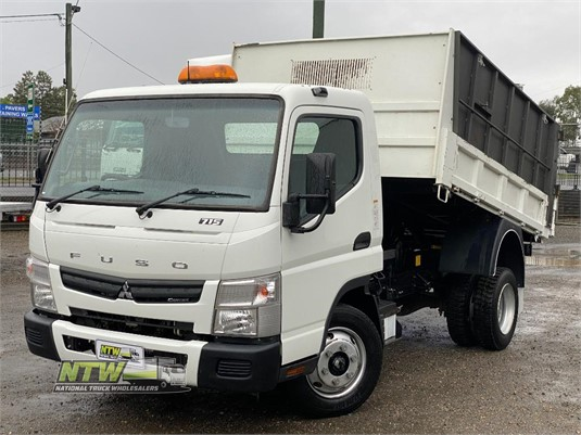 2013 Fuso Canter 715 National Truck Wholesalers Pty Ltd - Trucks for Sale