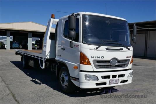 2015 Hino FE1426 - Trucks for Sale