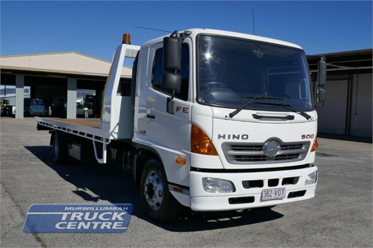 2015 Hino FE1426 Murwillumbah Truck Centre - Trucks for Sale