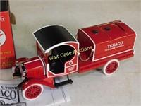Texaco 1919 GMC Tanker Truck Collector Series -