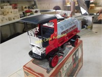 Texaco 1910 Mack Tanker - Die Cast Bank - by ERTL