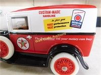 Texaco Ford Model A Delivery Van 1/25 Die Cast