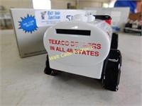 Texaco Ford Model A Tanker 1/25 Die Cast Lockable