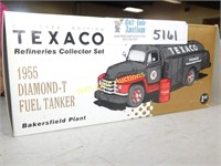 Texaco 1955 Diamond T Fuel Tanker Bakersfield