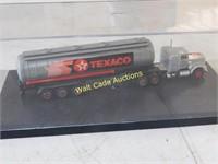 Texaco Tanker Truck in Acrylic Display