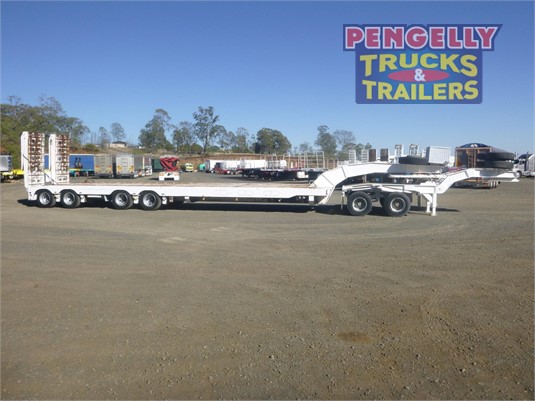 2008 Macol Low Loader Platform Pengelly Truck & Trailer Sales & Service - Trailers for Sale
