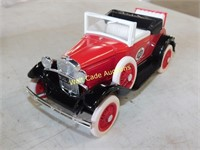 Ford Model A Roadster - White Rose No Knock