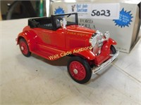 Ford Model A Roadster - Limited Edition Lockable
