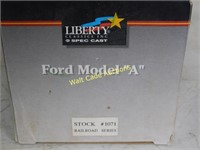 Ford Model A - Die Cast Bank - by Liberty Classic