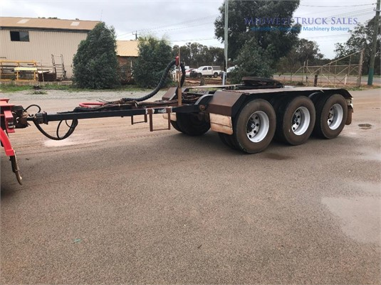 2006 Roadwest Road Train Dolly Midwest Truck Sales - Trailers for Sale