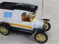 Ford 1913 Model T Delivery Van - United Van Lives