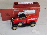 Ford Model A Tanker - Coca Cola 600 Charlotte