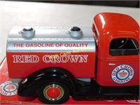 Ford 1940 Tanker - Red Crown - 1/25 - by Liberty