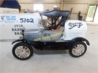 Ford 1918 Barrel Truck - Barq's Root Beer - Die