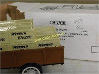 Ford 1931 Hawkeye Crate Truck - Western Electric