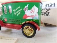 """Ford 1920 Truck - """"RARE Error on Side"""" -  Coca"""