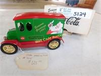 Ford 1920 Truck - Coca Cola Seasons Greetings
