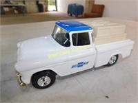 Chevrolet 1955 Pickup Truck - Blue Top - 1/25 -