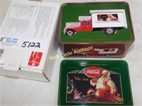 Chevy 1930 Delivery Truck - Coca Cola Commerative