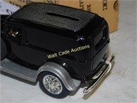 1932 Panel Delilvery - Die Cast Bank - 1/25 - by