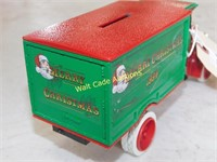 Kenworth 1994 Merry Christmas Truck Die Cast