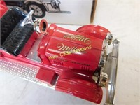 1926 Seagrave Fire Truck Miller Beer - Die Cast