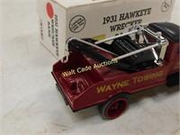Wayne Towing - 1931 Hawkeye Wrecker - Die Cast