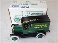 Hemmings Motor News - 1923 Chevy 1/2 Ton Truck -