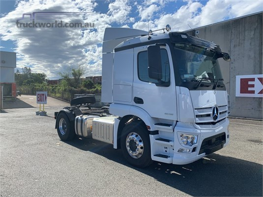 2019 Mercedes Benz Actros 1846 - Trucks for Sale