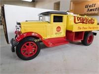 Coca Cola Tanker Truck - Die Cast Bank - 1/25 -