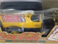 Coca-Cola Die Cast Metal Bank #1723 The Ertl