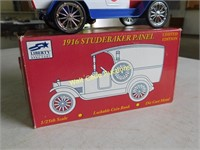 Pepsi Cola 1916 Studebaker Panel - Die Cast