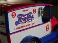 Pepsi Cola 1916 Studebaker Panel - Die Cast